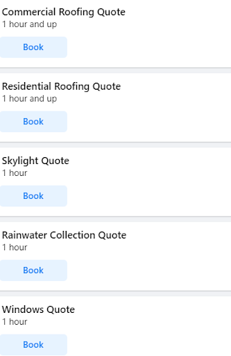 property pros inc, ppi, facebook, quote, roofs, booking, brromfield